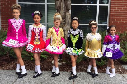 Good Luck at the Dance For Life Feis!