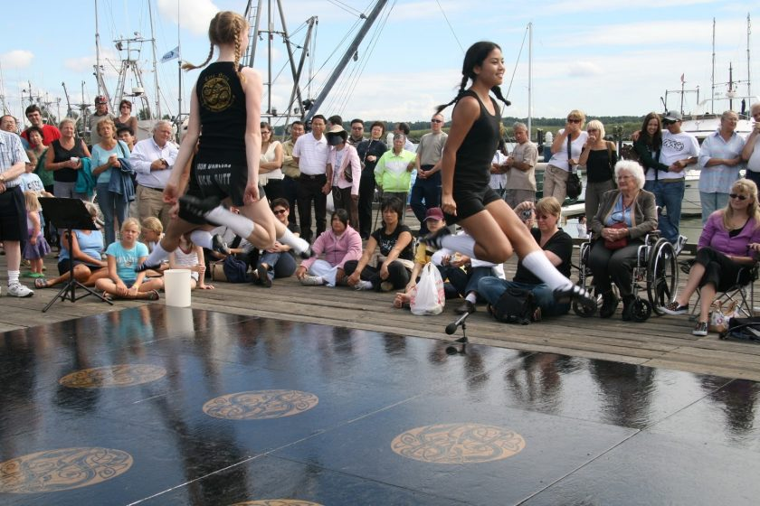 Eire Born Floor: Raffle and Legacy
