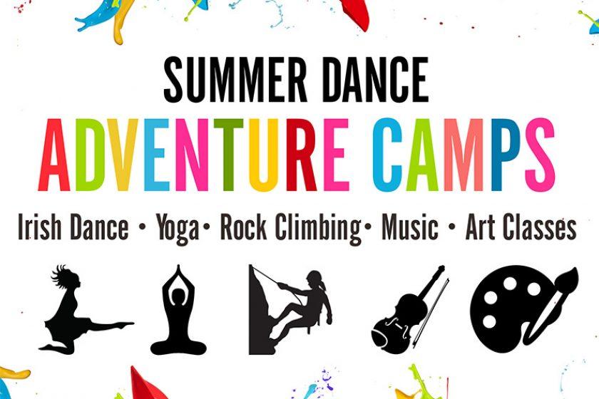 Summer Dance Adventure Camps