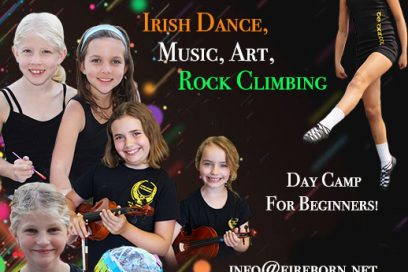 2018 Summer Adventure Dance Camp July 16 – 20