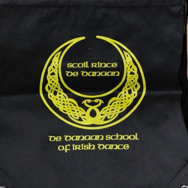 DD Drawstring Shoe:Dance Bag